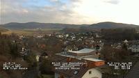 Dautphetal: Ballonteam - mit Blick über Holzhausen/Hünstein - Dagtid