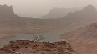 Kane County: Lake Powell (Dangling Rope Marina) - Actual
