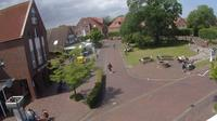Horumersiel: Dorfplatz Nordsee - Dia