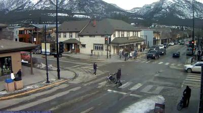 Vignette de Canmore webcam à 2:02, mars 3