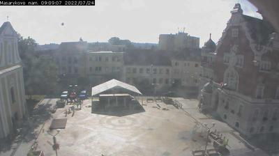 Thumbnail of Hodonin webcam at 4:14, Mar 8