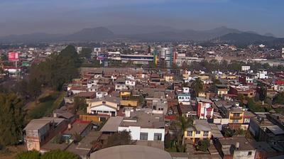 Tageslicht webcam ansicht von Uruapan: Webcam Panoramica en
