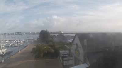 Île-Tudy: Port de plaisance de Loctudy