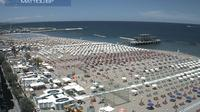 Gabicce Mare: Spiaggia Nord - Jour