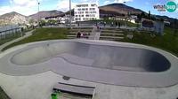 Nova Gorica: Skate park - view - Overdag