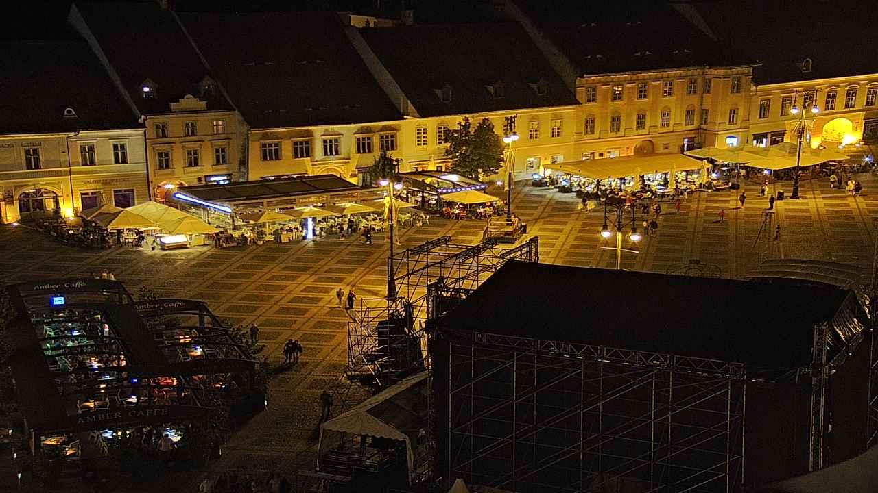 Webcam Lovnic: Ocna Sibiului − Sibiu
