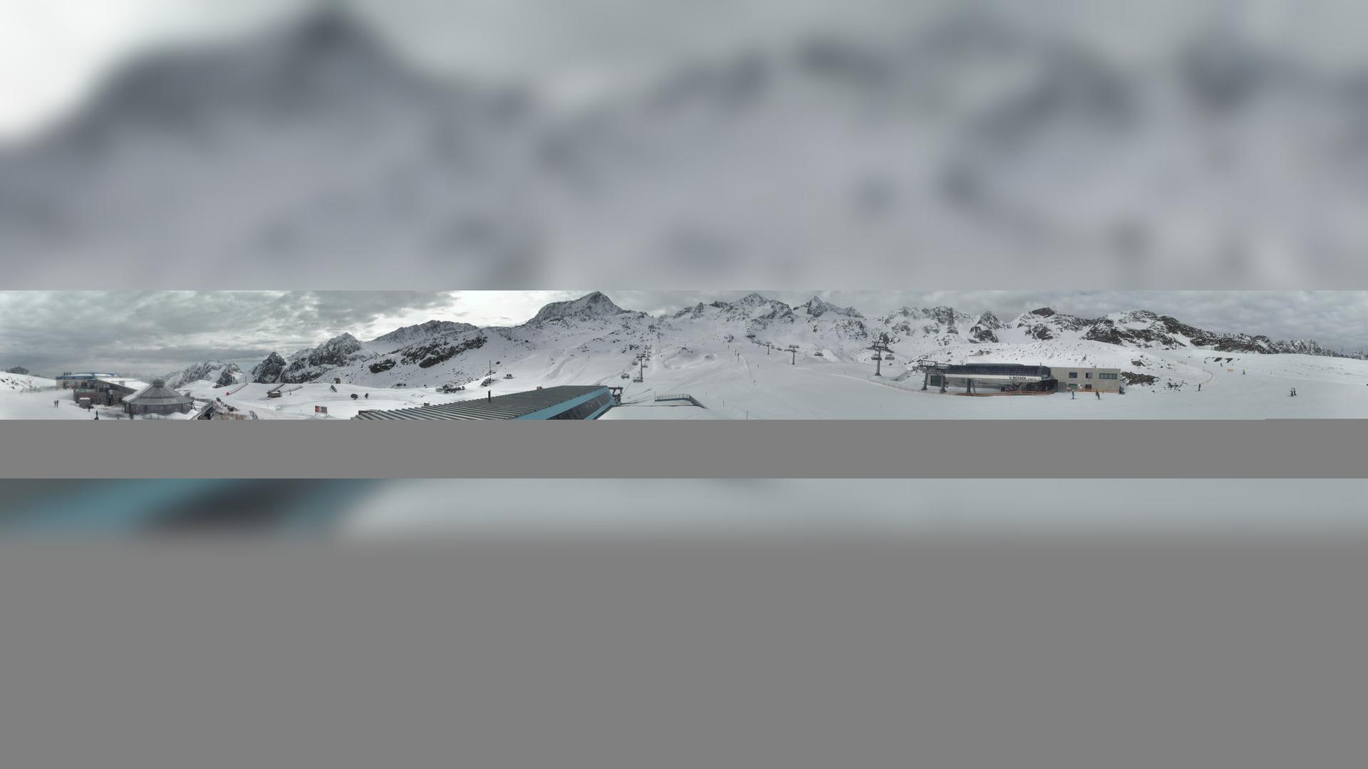 Webkamera Mutterbergalm: Gamsgarten Stubaier Gletscher