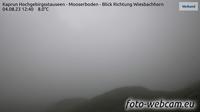 Enzingerboden: Kaprun Hochgebirgsstauseen - Mooserboden - Blick Richtung Wiesbachhorn - El día