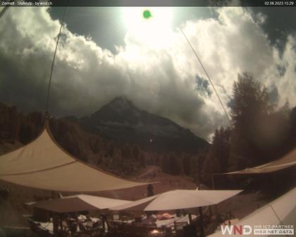 Zermatt › Süd: Restaurant Stafelalp