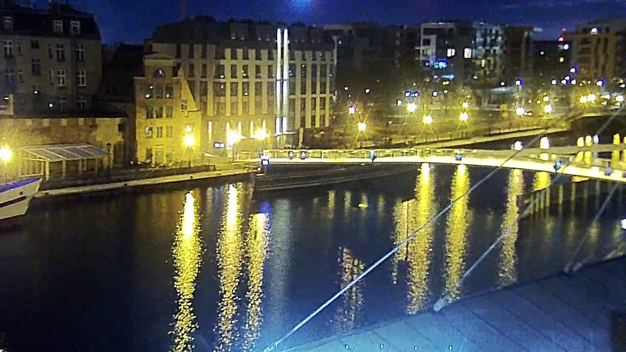 Webcam Gdańsk: Widok na Motławę