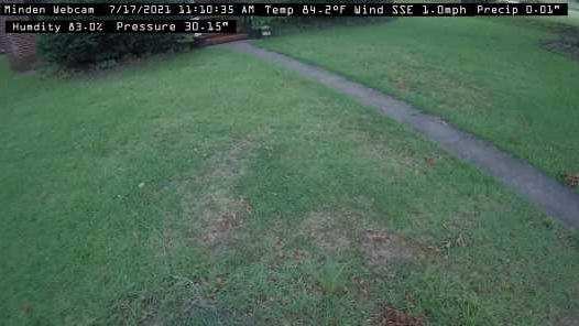 Webcam Minden › South-East: Front Yard