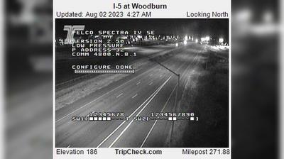 Vignette de Woodburn webcam à 10:05, oct. 27