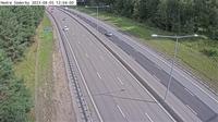 Salem: Nedre Söderby (Kameran är placerad på E/E Södertäljevägen mellan trafikplats) - och trafikplats Hallunda, i höjd med Bornsjön (Söderby Gårds väg) och är riktad mot Stockholm - Dagtid