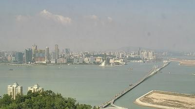 Macau › North-East: Ponte Governador Nobre De Carvalho - Ilhas, Macao