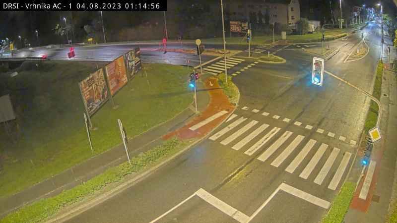 Webcam Vrhnika: R2-409, Brezovica − AC