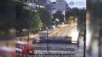 London: Euston Rd/Tottenham Court Rd - Actuales