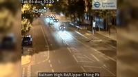 London: Balham High Rd/Upper Tting Pk - Actual