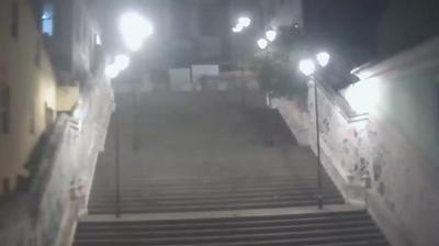 Webcam Salvador: Escadaria da Igreja do Paço