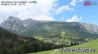 San Cassiano: Alta Badia - La Villa - Dagtid