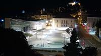 Current or last view Šibenik: Poljana square