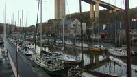 Saint-Brieuc: Balayage Port - Aktuell