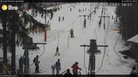 Pohori u Prahy: Ski areál Chotouň - Sjezdovka - Day time