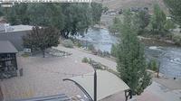 Salida: ColoradoWebCam.NetSalida - Steam Plant Theater Arkansas River Up River - Day time