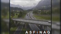 Rossleithen: A - Salzsilo, Blickrichtung Graz - Km , - El día