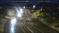 Phoenix › North: SR- NB . @S of Bell - Day time