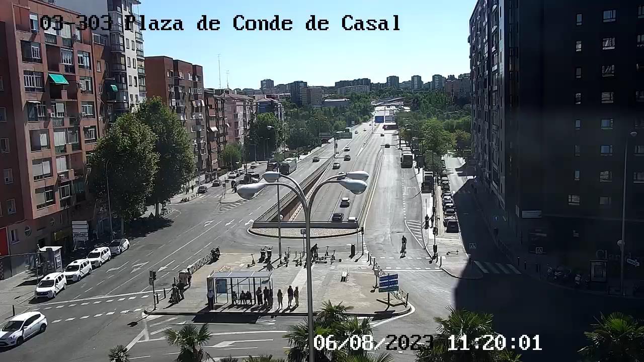 Веб камера Испания