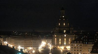 Dresde: Frauenkirche Dresden