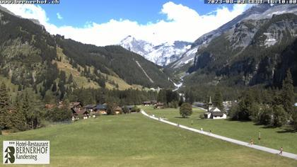Kandersteg: Hotel Bernerhof
