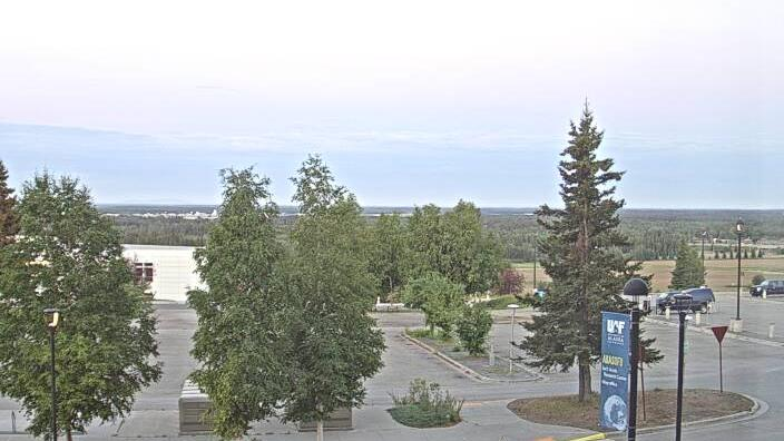 Webcam College: Fairbanks