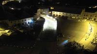 Historic Center: Sibiu - Piata Mare webcam - Current