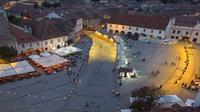Historic Center: Sibiu - Piata Mare webcam