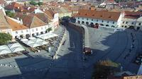 unknown: Sibiu - Piata Mare webcam - Current