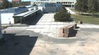 Rovaniemi: Kirjasto (Library - Architect Alvar Aalto) - Day time