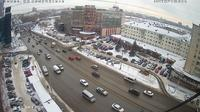 Chelyabinsk > North-West: Komsomol'skiy Prospekt - Ul. 40 Let Pobedy - Overdag