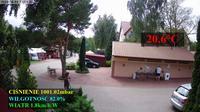 Leba: Camping Przymorze Nr - Overdag