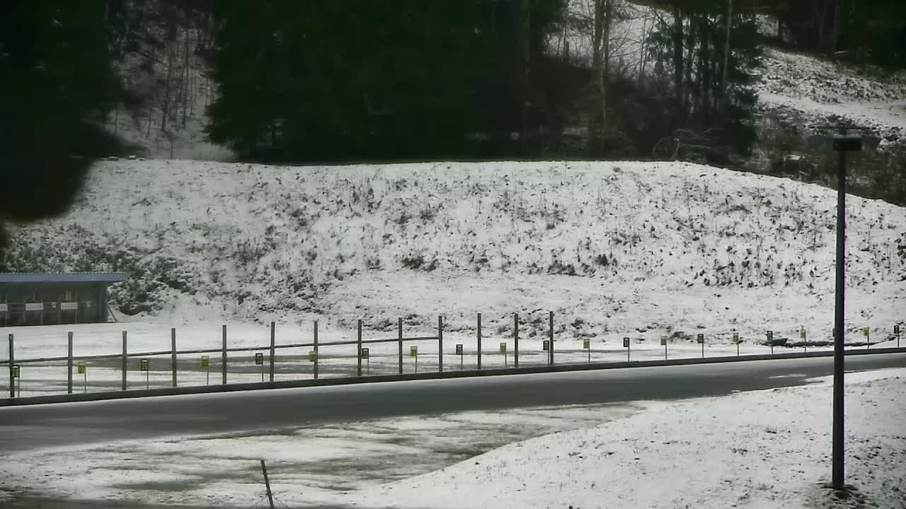 Webcam Les Contamines-Montjoie: Biathlon