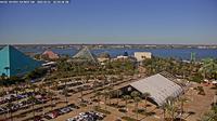 Galveston: Pyramid - Moody Gardens - Actuales
