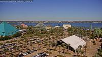 Galveston: Pyramid - Moody Gardens - El día