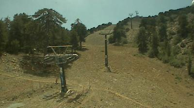 Daylight webcam view from Καπουρά: Troodos