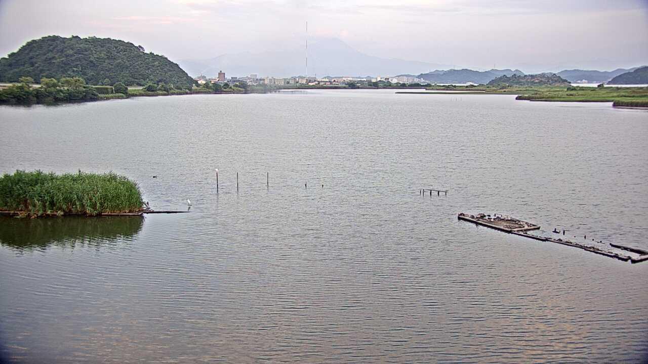 Webkamera 一番町: Tottori Yonago Waterbird Sactuary