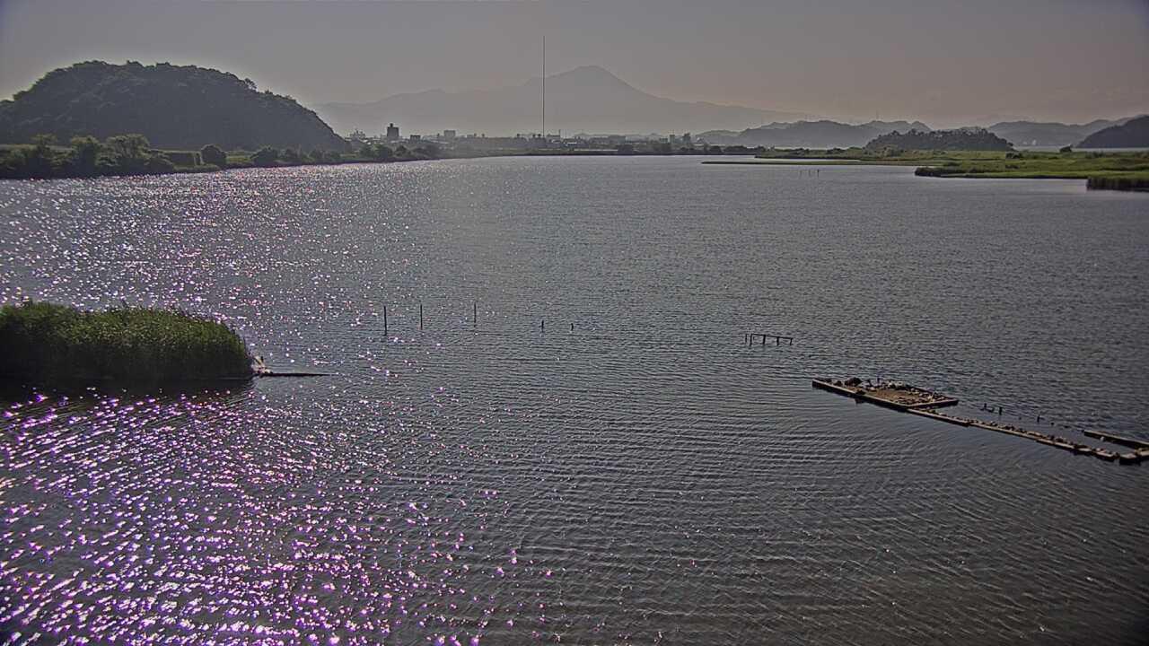 Webcam 一番町: Tottori Yonago Waterbird Sactuary