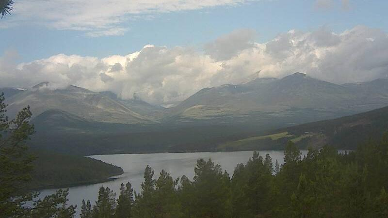Webkamera Atnbrua: Atnasjø, Sollia, Rondane