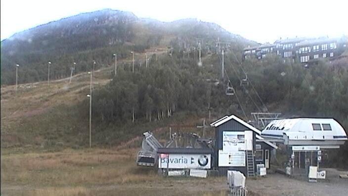 Webcam Hovden: Skisenter