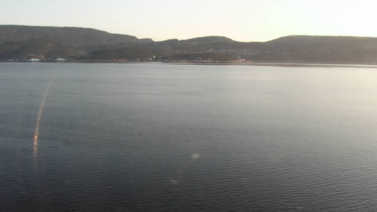 Webcam Baie-Sainte-Catherine: Tadoussac − Québec