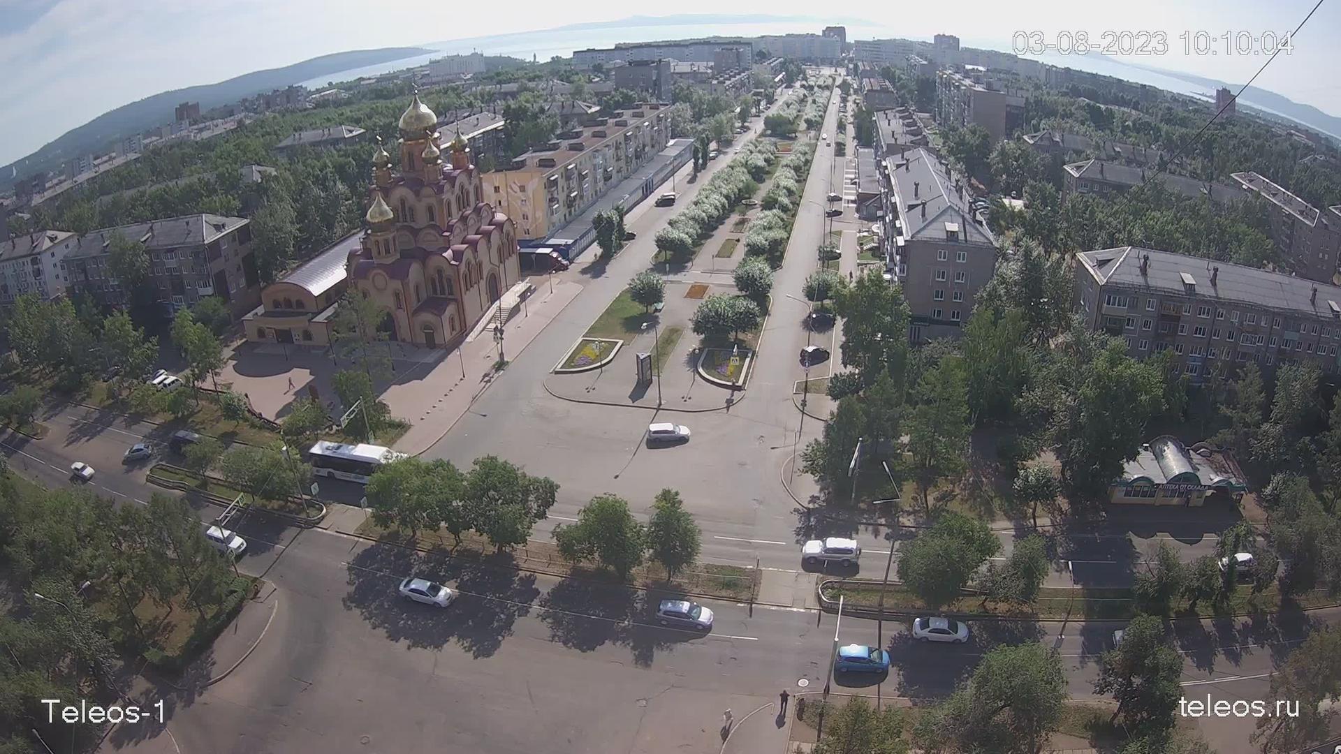 Webkamera Bratsk: Кирова