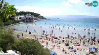 Split: Bacvice beach - Day time